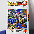 Dragon ball super tome 3