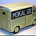 Citroen Type H 1951 Mokalux 2