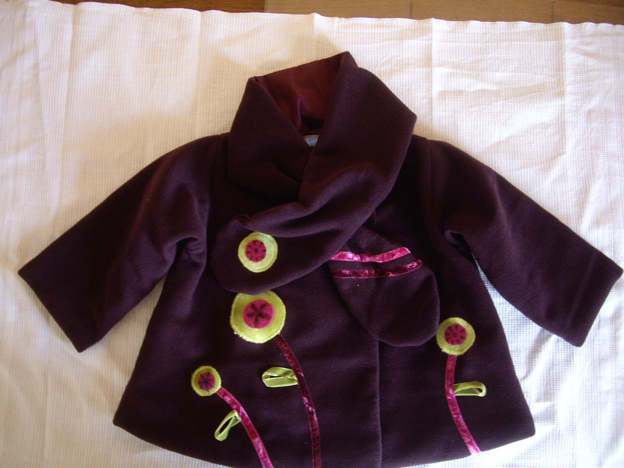 Manteau des Intemporels BB