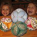 Balles 2 trio