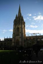 The University Church Of St. Mary The Virgin, Oxford