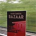 Road trip avec bazaar de julien cabocel