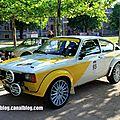 Opel kadett GTE de 1978 (Paul Pietsch Classic 2014) 01