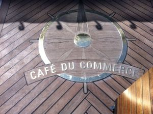 Café du Commerce Terrasse J&W