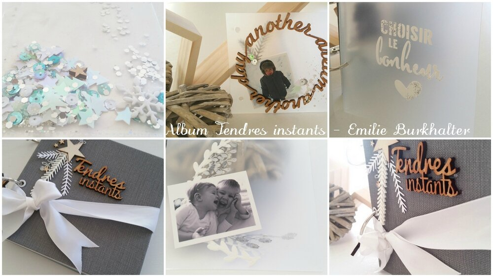 "Mini ""Tendres instants"""