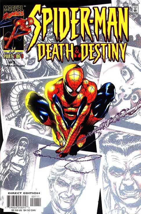 spiderman death & destiny 01