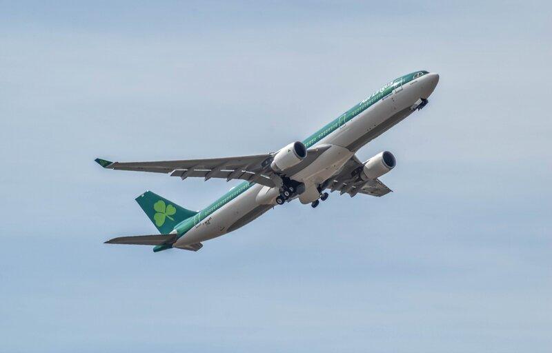 Airbus A330 d'Aer Lingus