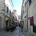 CR - dubrovnik rue vieille ville