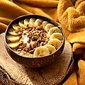 Overnight oat à l'amande