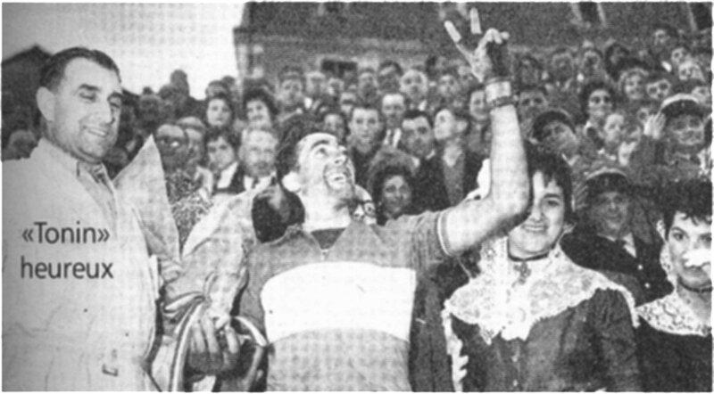 VH à Belvès 1958