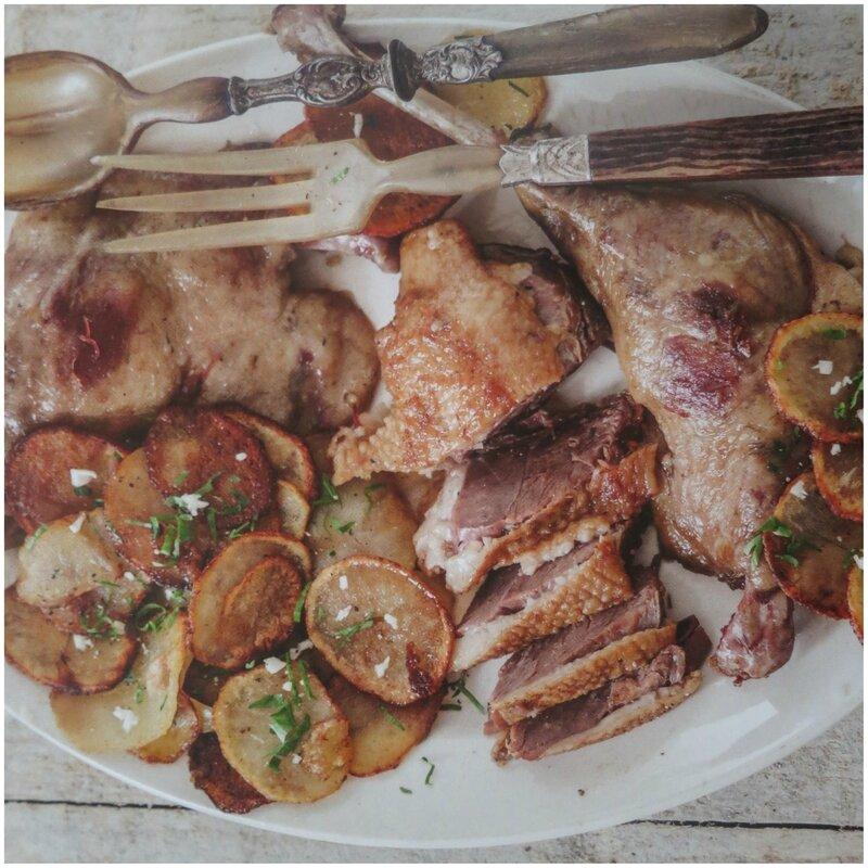 Les Carnets de Julie - Julie cuisine la France… chez vous ! (1)