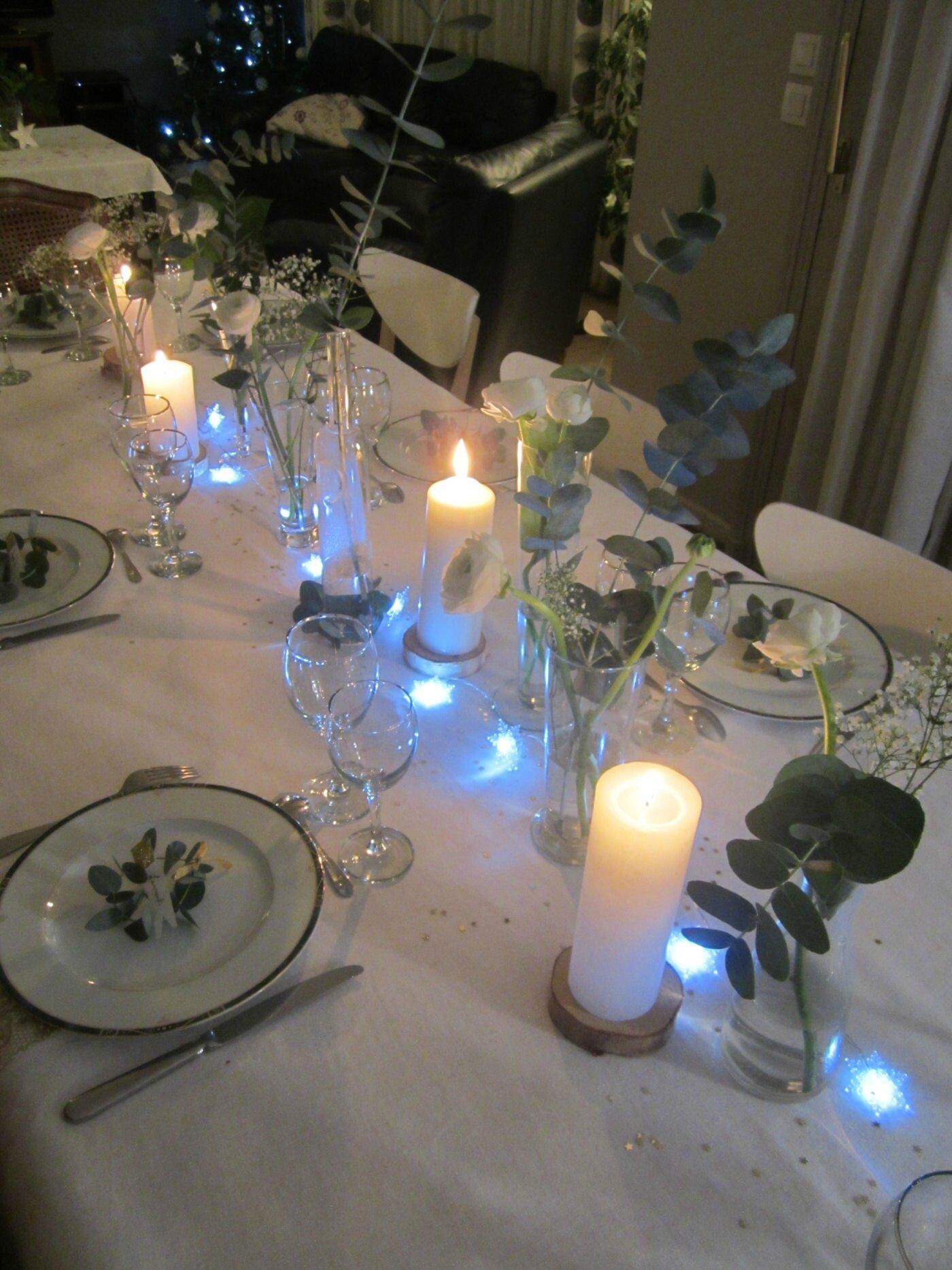 deco-table-de-noel-bougies