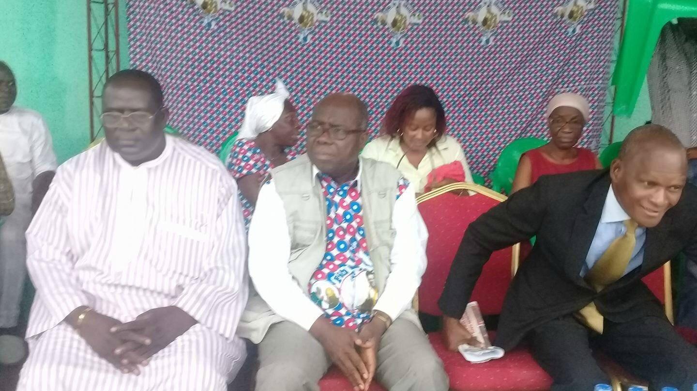 Le grand avantage que le président Gbagbo a sur les autres leaders politiques, c'est que lui et son peuple font ''un'' ...