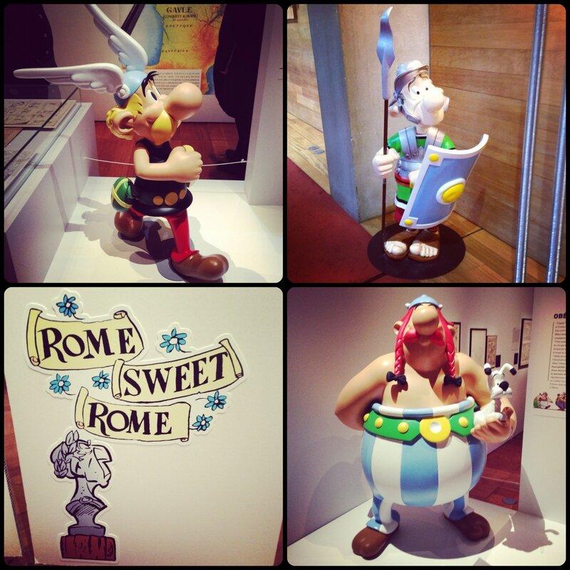 Asterix montage