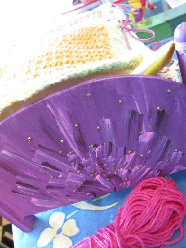 grand lit violet 4