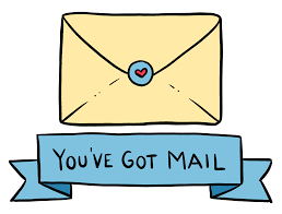 Youve Got Mail Sticker Sticker by Rafs Design for iOS & Android | GIPHY