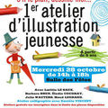 Atelier d'illustration jeunesse
