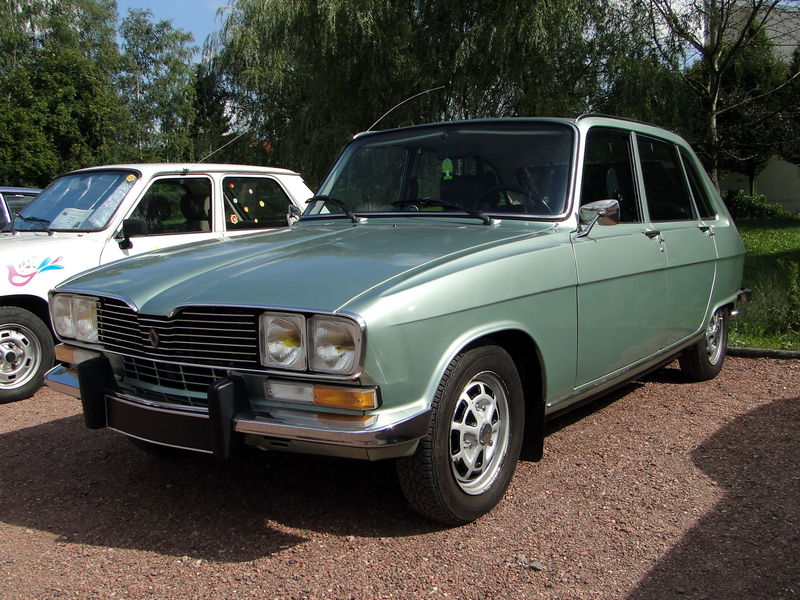 renault 16 tx automatic 1973 1979 oldiesfan67 mon blog auto. Black Bedroom Furniture Sets. Home Design Ideas