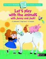 Let's play with the animals with Jenny and Jack