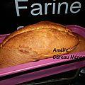 Gâteau ménager