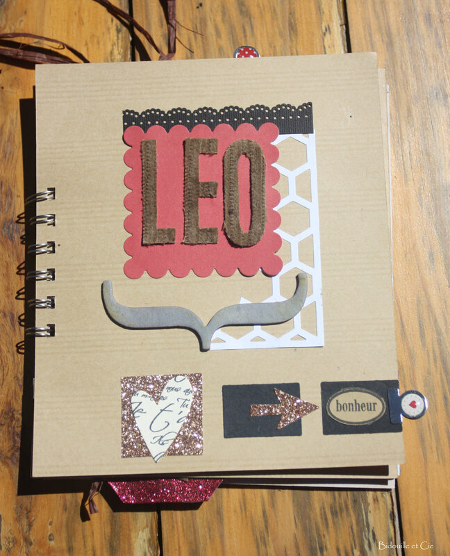 mini album Léo 1