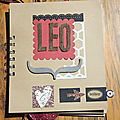 Mini album léo