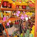 Marché aux fleurs du Nouvel An