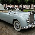 Bentley mark vi graber cabriolet-1949