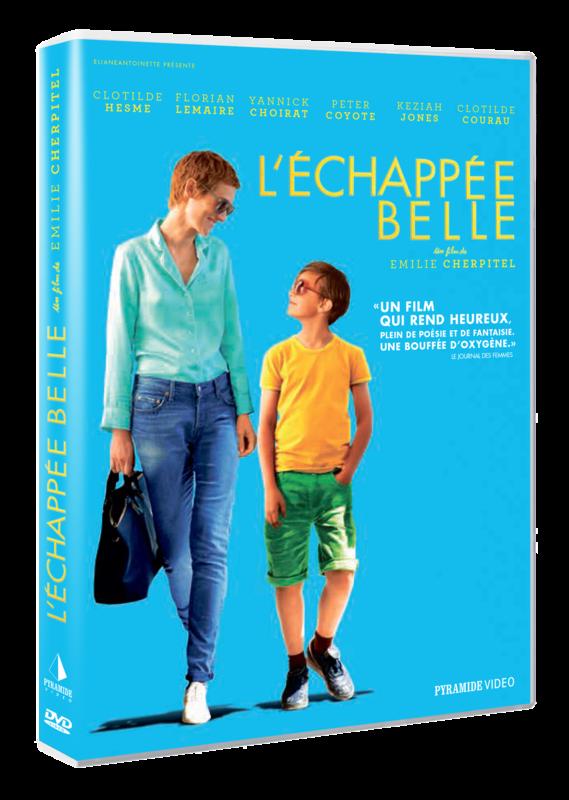 L'ECHAPPEE BELLE - Visuel 3D
