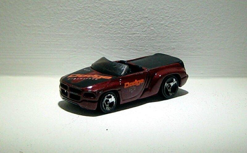 Dodge sidewinder (2001)(Hotwheels)