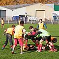 14-15, Minimes, entraînement du 15 novembre 2014