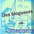 Le mois de(s) ... blogueurs et lecteurs de l'imaginaire