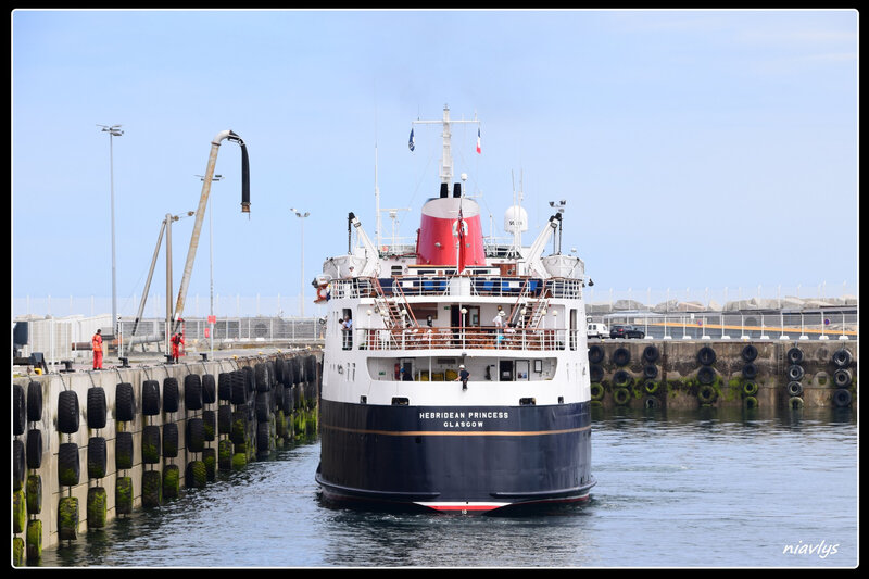 hebridean princess 9