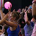 Flashmob du Mondial