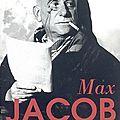 Max jacob (1876-1944), visionnaire