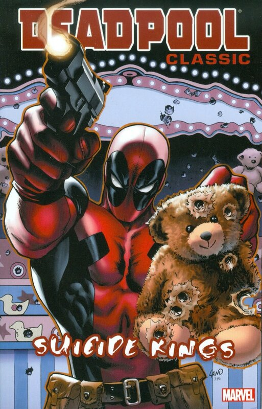 deadpool classic vol 14 suicide kings TP