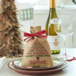 sapin-Noel-original-sac-jute-imprimé-marque-place