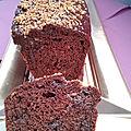 Le Banana bread double chocolat, hyper moelleux au yaourt grec 041