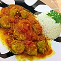 Rougail de saucisses
