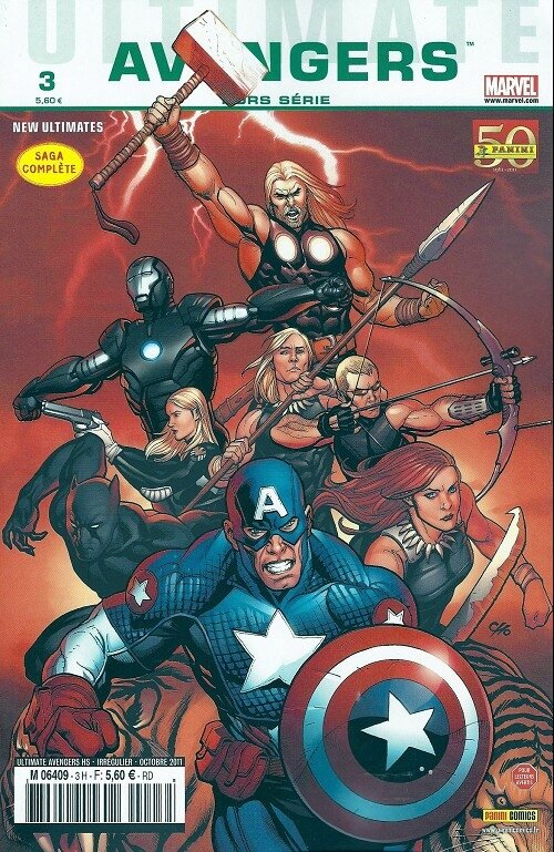 ultimate avengers hs 03 new ultimates