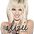 [actu] alizée - blonde, le clip !