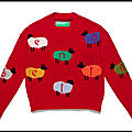 benetton pull moutons 2