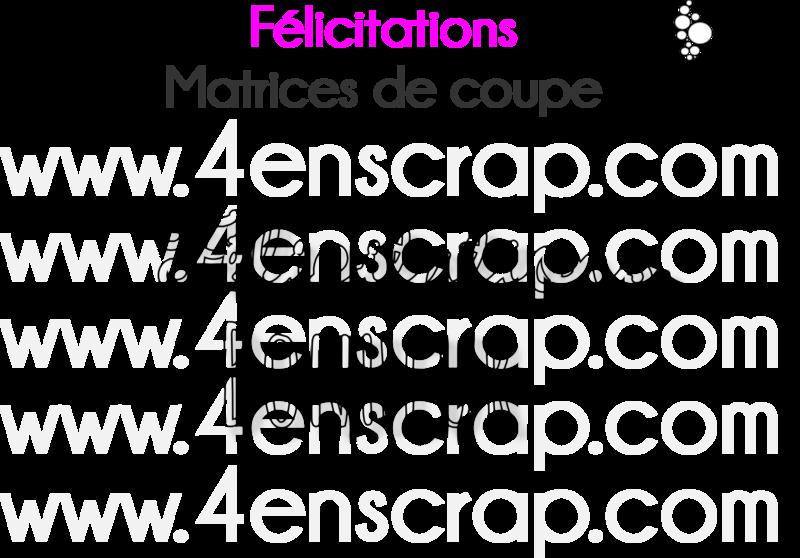 Image Félicitations M60
