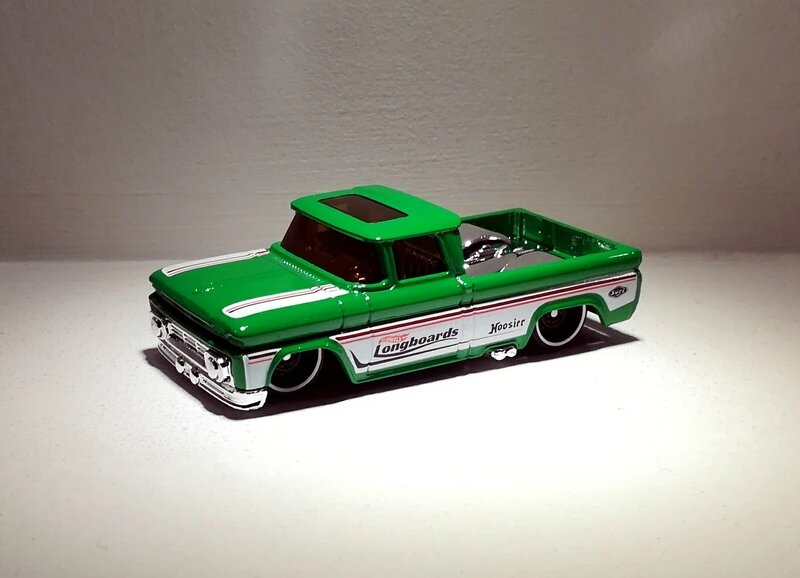 Chevrolet Chevy Pick-Up Custom de 1962 (Hotwheels) 05