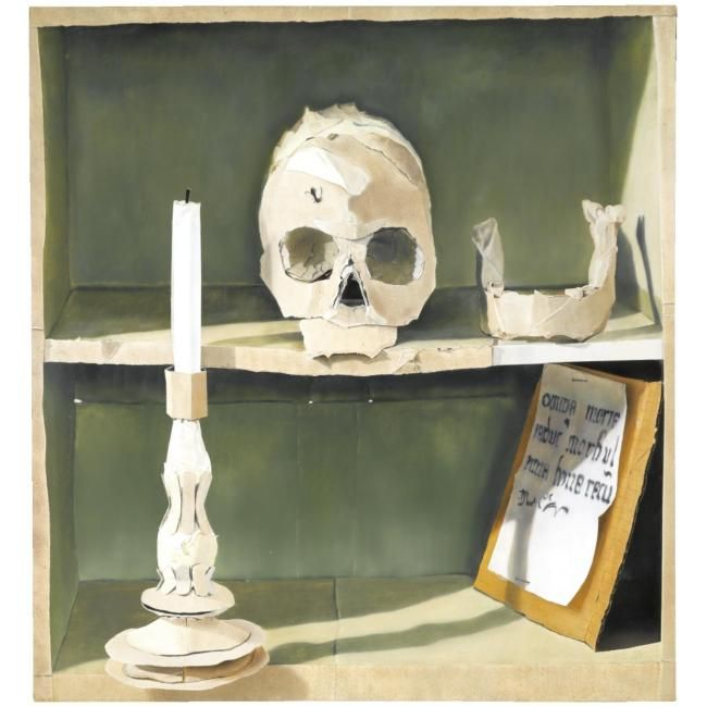 William Daniels (B.1976), Vanitas II. photo Sotheby's