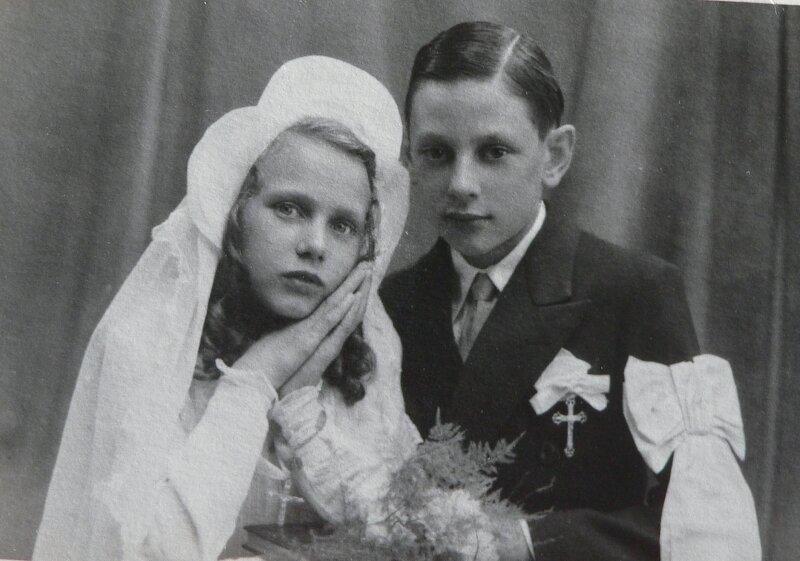 Evelyne et Henri Pigaglio