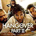 Bande originale : the hangover part ii