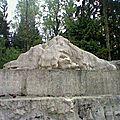 VERDUN SOUVILLE CHAPELLE LION COUCHE