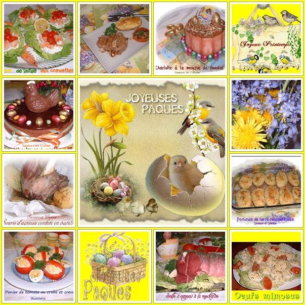 Récap de Pâques