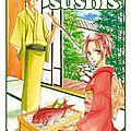 J'aime les sushis t.1